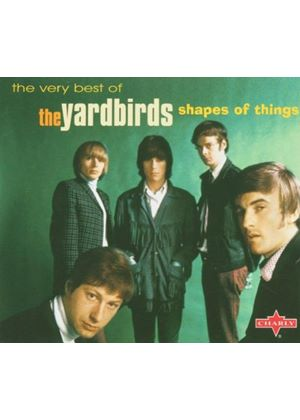 The Yardbirds - Very Best Of, The - Shapes Of Things (Music CD)