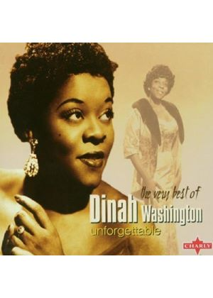 Dinah Washington - Very Best Of, The - Unforgettable (Music CD)