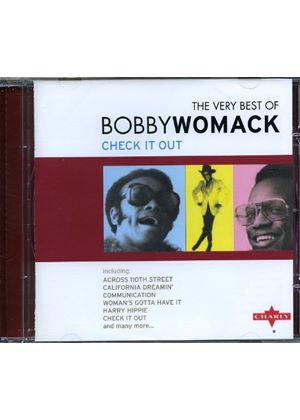 Bobby Womack - Very Best Of, The - Check It Out [Digi Pack] (Music CD)