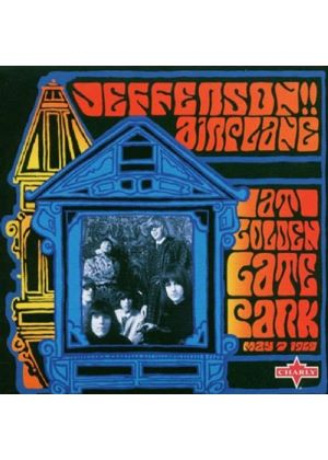 Jefferson Airplane - At Golden Gate Park (Music CD)
