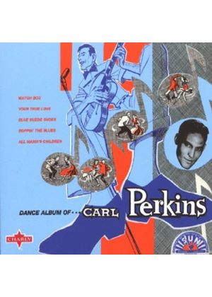 Carl Perkins - Dance Album (Music CD)