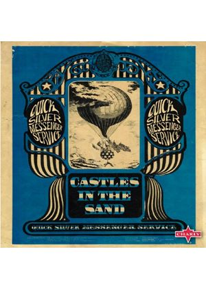 Quicksilver Messenger Service - Castles In The Sand (Music CD)