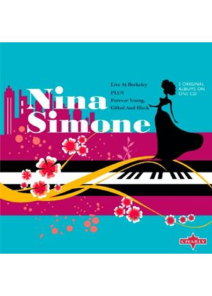 Nina Simone - Live At Berkeley/Gifted And Black (Music CD)