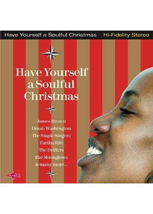 Various Artists - Have Yourself A Soulful Christmas (Music CD)