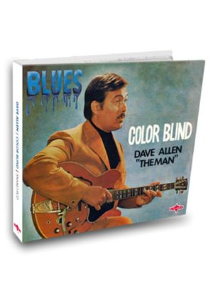 Dave Allen - Colorblind (Music CD)