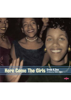 Ernie K-Doe - Here Come The Girls – A History 1960-1970 (Music CD)