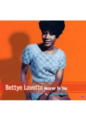Bettye LaVette - Nearer to You (Music CD)