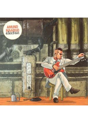 Amund Maarud - Electric (Music CD)