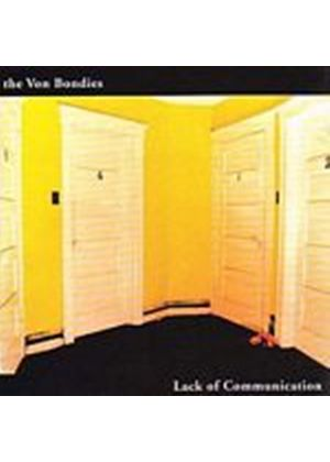 The Von Bondies - Lack Of Communication (Music CD)