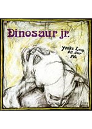 Dinosaur Jr. - Youre Living All Over Me (Music CD)