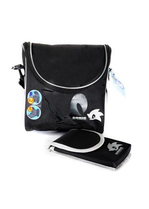 Sonic The Hedgehog Pro Gamer Case - Black (Nintendo 3DS/DS)