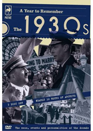 A Year To Remember - The 1930s (Pathe Collection)