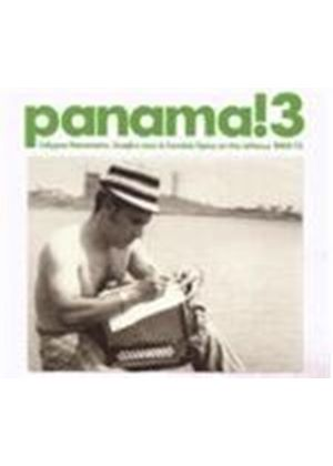 Various Artists - Panama Vol.3 (Calypso Panameno Guajira Jazz & Cumbia Tipica On The Isthmus 1960-1975) (Music CD)