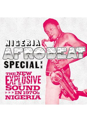 Various Artists - Nigeria Afrobeat Special (The New Explosive Sound In 1970's Nigeria) (Music CD)