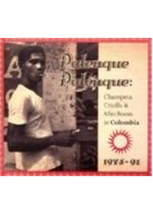 Various Artists - Palenque Palenque (Champeta Criolla And Afro-Roots In Columbia 1975-1991) (Music CD)