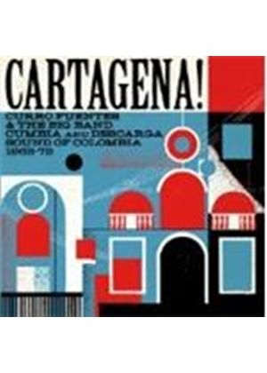Various Artists - Cartagena (Music CD)
