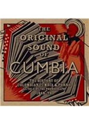 Various Artists - Original Sound of Cumbia (The History of Colombian Cumbia) (Music CD)