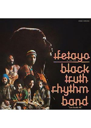 Black Truth Rhythm Band - Ifetayo (Music CD)