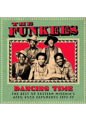 Funkees - Dancing Time (The Best of Eastern Nigeria's Afro Rock Expona) (Music CD)