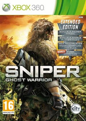 Sniper Ghost Warrior - Extended Edition (Xbox 360)