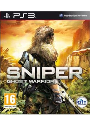 Sniper - Ghost Warrior (PS3)