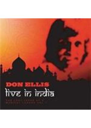 Don Ellis - Live In India (Music CD)