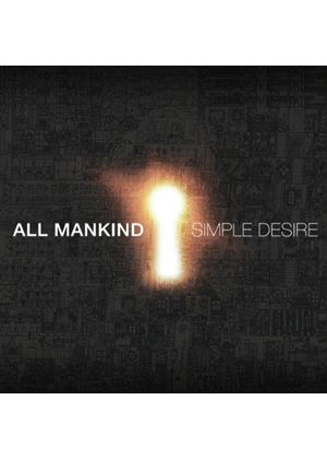 All Mankind - Simple Desire (Music CD)