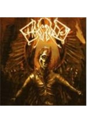 Chaos Blood - Fragments Of A Shattered Skull (Music Cd)