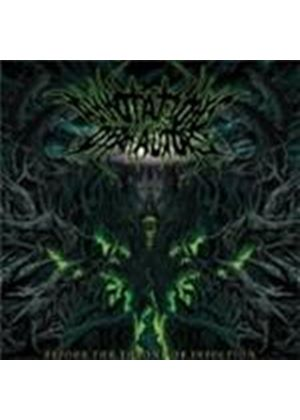 Annotations Of An Autopsy - Before The Throne Of Infection (Music CD)