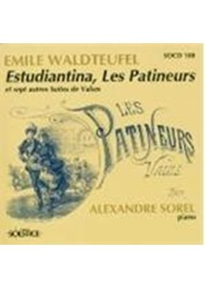 Emile Waldteufel - Amour Et Printemps/Les Patineurs Etc. [French Import]