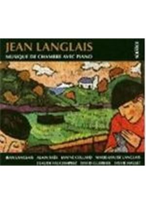 Langlais: Chamber Music with Piano