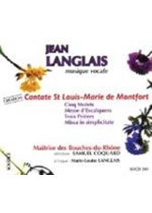 Jean Langlais - Vocal And Organ Music (Coquard)