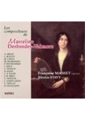 Compositeurs de Marceline Desbordes-Valmore (Music CD)