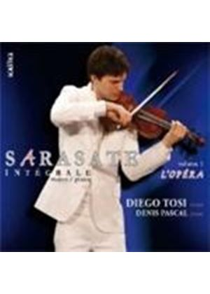 Sarasate: Integrale Vol.1 L\\'Opera (Music CD)