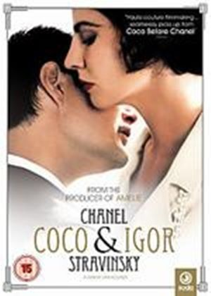 Coco Chanel And Igor Stavinsky