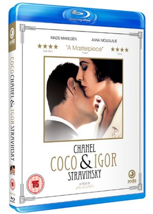 Coco Chanel And Igor Stavinsky (Blu-Ray)