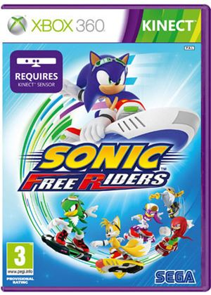 Sonic Free Riders - Kinect (Xbox 360)