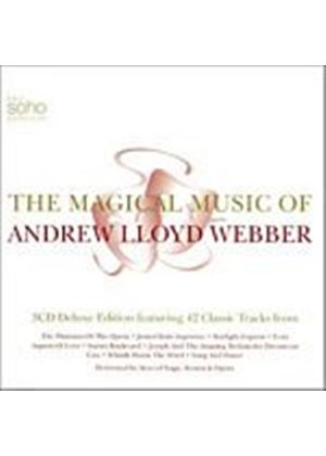 Various Artists - Magical Music Of Andrew Lloyd Webber, The (Music CD)
