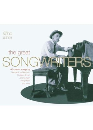 Various Artists - The Greatest Songwriters (Music CD)