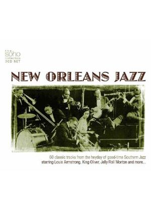 Various Artists - New Orleans Jazz (Music CD)