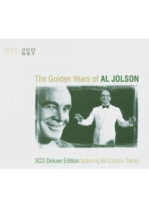 Al Jolson - The Golden Years Of (Music CD)