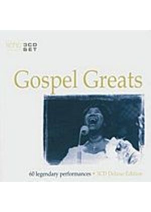 Various Artists - Gospel Greats (Music CD)