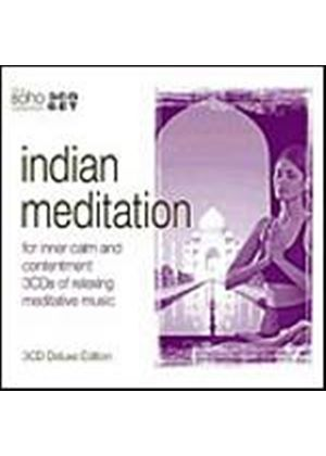 Various Artists - Indian Meditation (Music CD)