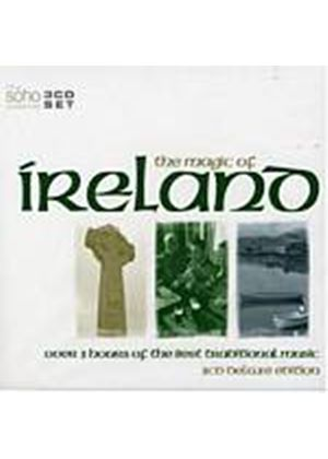 Various Artists - Magic Of Ireland, The (Music CD)