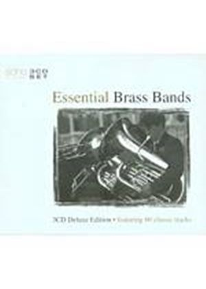 Various Artists - Essential Brass Bands (Music CD)