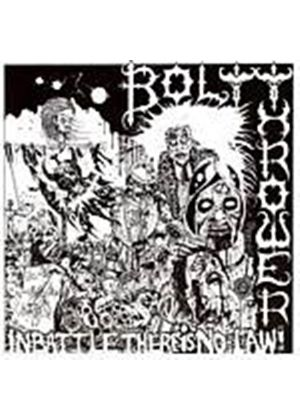 Bolt Thrower - In Battle There Is No Law (Music CD)