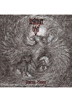 Destroyer 666 - Phoenix Rising (Music CD)