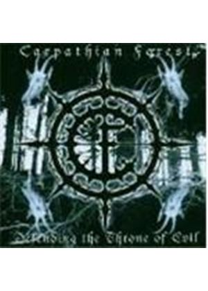 Carpathian Forest - Defending The Throne Of Evil (Music CD)