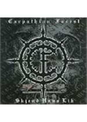 Carpathian Forest - Skjend Hans Lik [ECD] [Remastered]