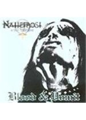 Nattefrost - Blood & Vomit (Music Cd)